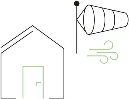 Wohn-, Gebäude-, Geschäftsschaden